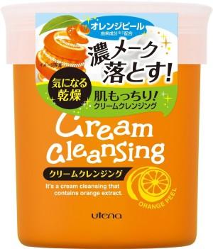 Массажный крем для очищения кожи Utena Ohple Cream Cleansing