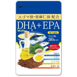 Омега-3 жирные кислоты SeedComs Linseed Oil + Sesame Oil & DHA + EPA