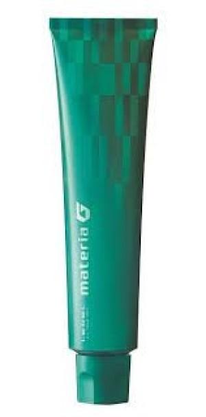 Краска для окрашивания седых волос с восстанавливающим эффектом Lebel MATERIA G Integral Line Br