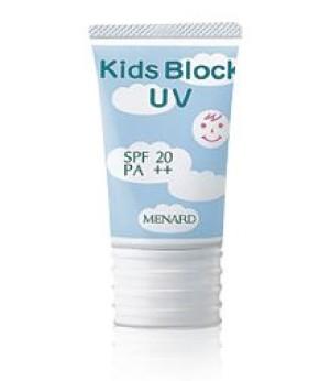 Солнцезащитный крем для детей MENARD Kids Block UV SPF20 PA ++