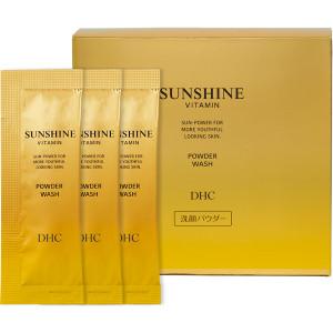 Очищающая витаминная пудра для лица DHC Sunshine Vitamin Powder Wash