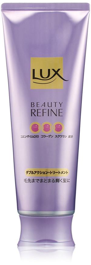 Бальзам для волос LUX Beauty Refine Double Action Treatment